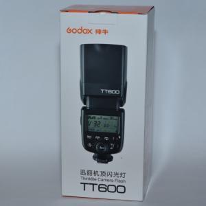 Godox TT600の試写(とりあえず)
