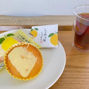 石村萬盛堂のしっとりレモンケーキ