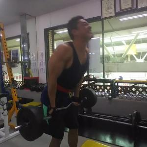初心者向けのトレーニングメニュー④~重量へのこだわり~