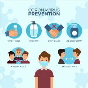 新型コロナウィルスの現在を知る