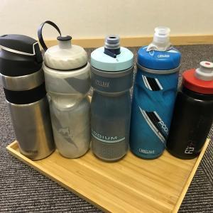 【ロードバイク】各種保冷ボトルを分解してみた
