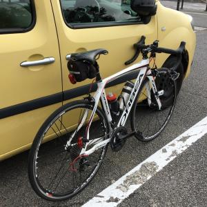 【ロードバイク】富士山一周ツーリングの準備【持ち物】