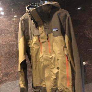 【パタゴニア】ストームジャケットを洗濯して撥水力を回復させる【H2No】