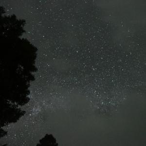 ★とある山奥で星空を撮影🌌