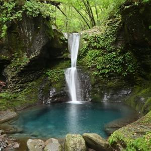 🎐おしらじの滝🏞