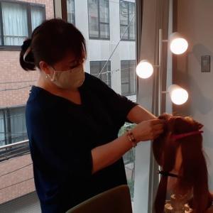 短い髪でもアップが出来る! 素敵なヘアスタイル紹介します‼︎