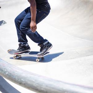 スケートボードの転び方☆(怖いを克服する方法。これさえ出来れば上手くなる)