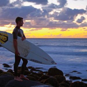 サーフィン 波が悪くても海に向かうべき理由☆(海は何かを教えてくれる)