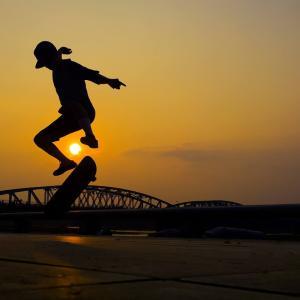 真夏のスケートボードで注意する事☆(暑さ対策と熱中症予防)