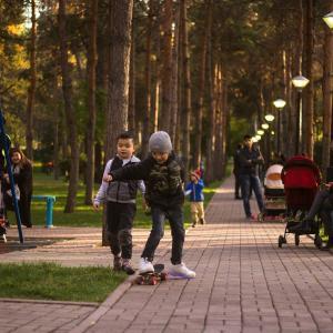 親子でスケートボードを楽しむ為に必要な事☆(子供の成長に合わせる事が重要)