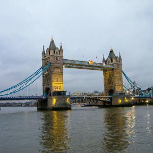 【イギリス・ロンドン】タワーブリッジ