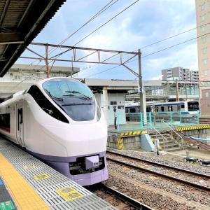 【鉄道】常磐線 特急ひたち