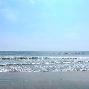 【茨城県・大洗町】大洗サンビーチ海水浴場