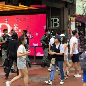 「香港版国家安全法」施行前の最後の週末はー。