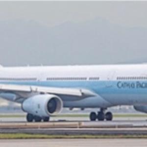 破綻寸前のキャセイ航空、香港政府の支援で回避