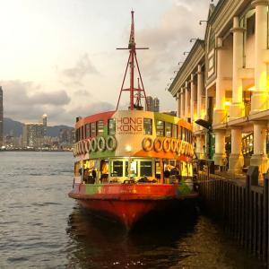 Goodbye HK, 香港的二次回帰