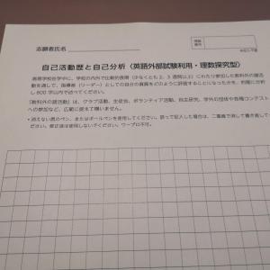 ICU 総合型選抜(AO入試)合格者インタビュー2 自己活動歴と自己評価
