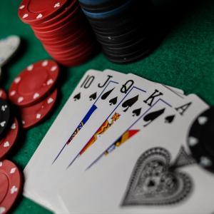 ロイヤルストレートフラッシュの確率とは?宝くじなど身近な物の当選確率と徹底比較