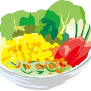 ダイエット中に外食の時に食べているものは