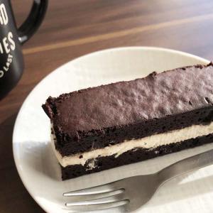 濃厚なチョコレートにハマる♪ローソンウチカフェの「生ブラウニー」
