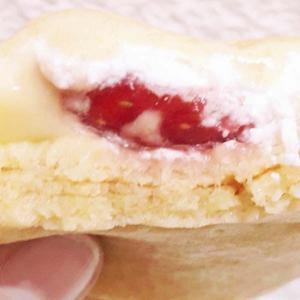 イチゴとクリームのハーモニーにメロメロ!いちごのもちもちクレープ
