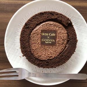 ローソン×ゴディバの「ショコラロールケーキ」が3度目の復活!!
