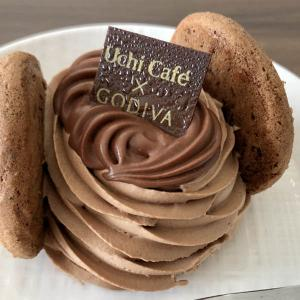 ゴディバ×ウチカフェ「ビスキュイ ショコラキャラメル」が美味過ぎる♪