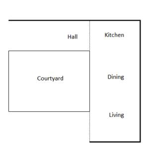 キッチン床材