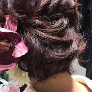【フォトウェディング準備】髪のカラーリング