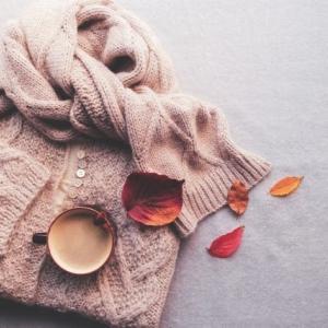 冬服の捨て時って、難しい