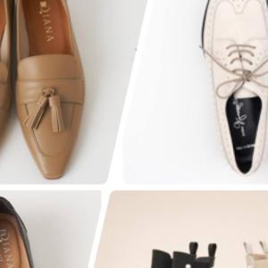 秋の靴を買いたいな