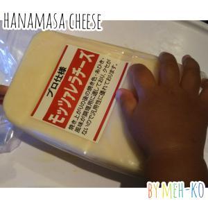 8年10ヶ月目のチーズ☆-アメリカ人のグリルチーズサンド-