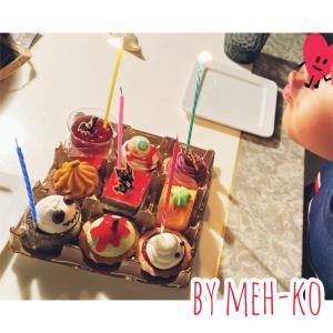 ハロウィンウィーク♪ケーキと毎年見てるハロウィン映画