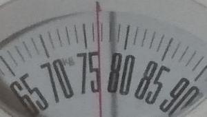 体重チェック2021/2/19(金)