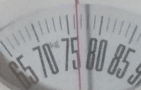 体重チェック2021/2/28(日)