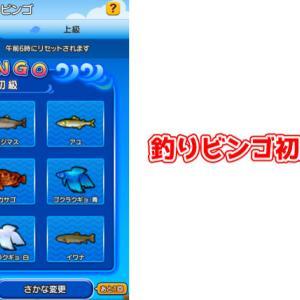 【ドラクエ10】釣りビンゴ初級まとめ