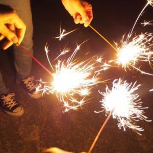 花火大会2020ほぼ中止なので花火をやってみました!