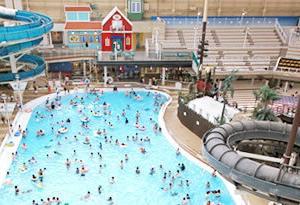 この夏のプールで遊ぶならスパリゾートハワイアンズ