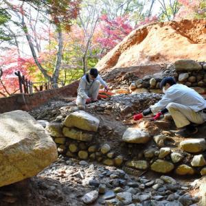奈良の八角墳、構造判明 専門家「文武天皇陵では?」