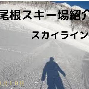 八方尾根スキー場紹介・スカイライン編(2020年3月19日)