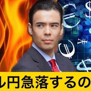 [FXおすすめ]FXドル円は急落する?ユーロ、途上国、ビットコイン買う?