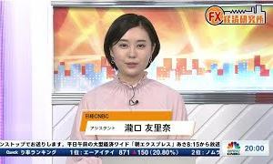 [FXおすすめ]7月13日放送 『FX経済研究所』(万有引力で、ジリ安?)日経CNBC