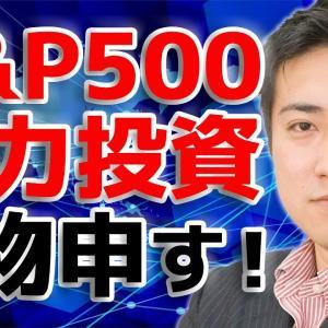 [投資おすすめ]バフェットも推奨!S&P500全力投資に物申す【きになるマネーセンス#213】