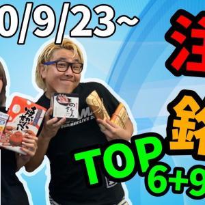 [株おすすめ]【JumpingPoint!!の株Tube#140】2020年9月23日~の注目銘柄TOP6+9(後編)