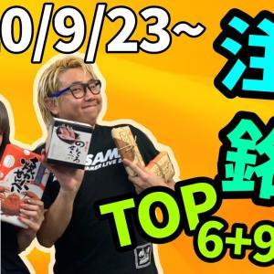 [株おすすめ]【JumpingPoint!!の株Tube#139】2020年9月23日~の注目銘柄TOP6+9(中編)