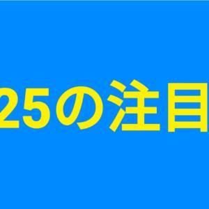 [株おすすめ]【9/25(金)の注目株!🔥🔥🔥】