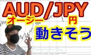 [FXおすすめ]【FX稼ぐ】オージー円(AUD/JPY)9月28日~エリア解説