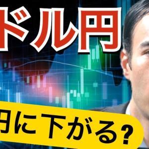 [FXおすすめ]FX ドル円、100円まで下がる?