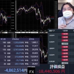 [株おすすめ]【爆損FXライブ配信】株の暴落、終わった?買っていい??