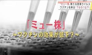 [株おすすめ]【N企画】感染者が証言・・・変異株「ミュー株」の脅威(2021年9月19日)